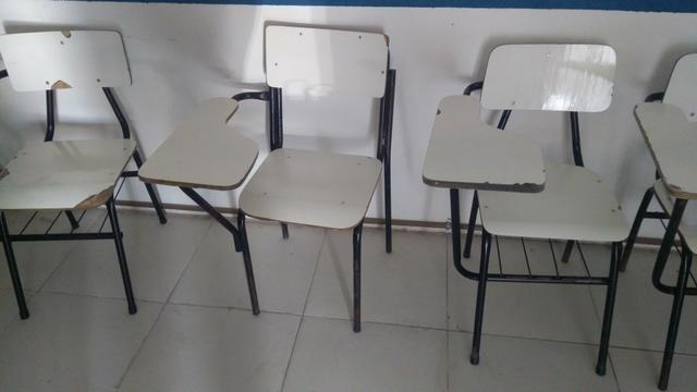 Cadeiras escolar cadeiras universitaria cadeiras com braco