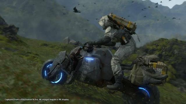 Death stranding PS4 dublado português mídia física - Foto 2
