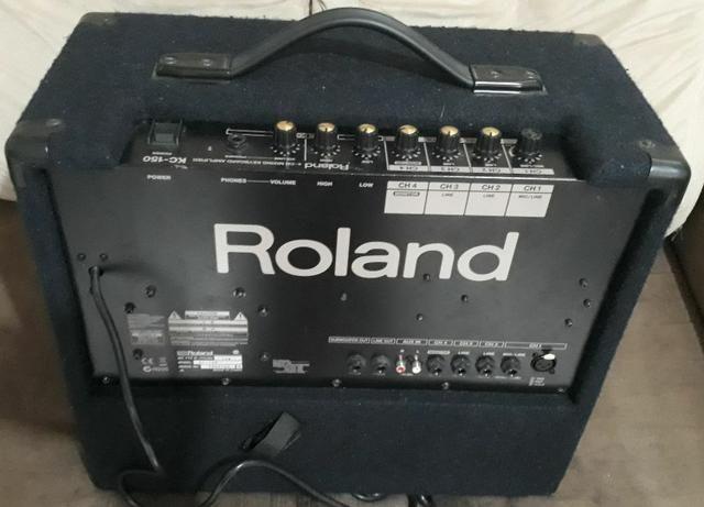 Amplificador Roland 150 - Foto 4