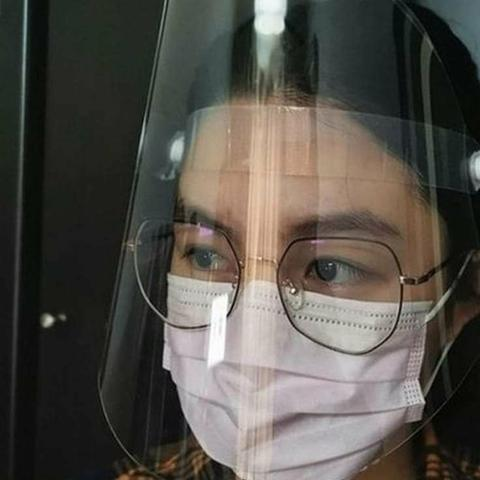 Máscara de acetato - Foto 2