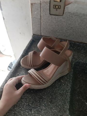 Sapato Anabela