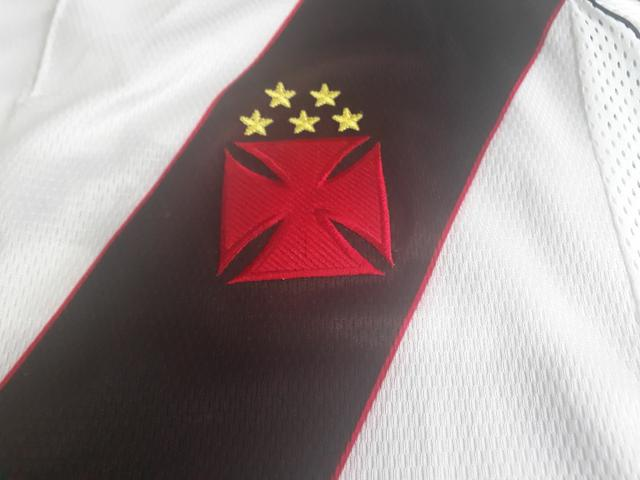 Camisa do Vasco da Gama Centenária 1998 - Foto 2