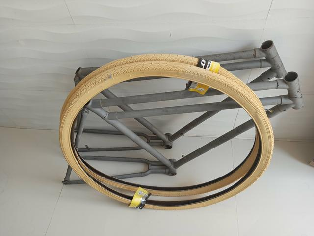 Relíquia de bikes antigas