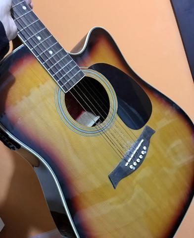 Violão Tagima Kansas Acoustic - Foto 2