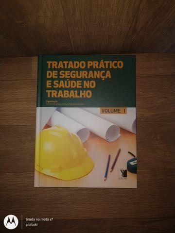 Livros de segurança no trabalho