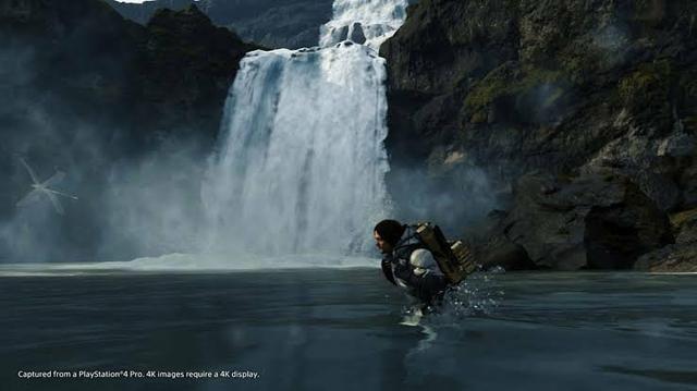 Death stranding PS4 dublado português mídia física - Foto 3