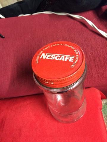 Vidro Nescafé antigo - Foto 4