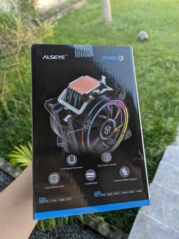 AirCooler Alseye H120D INTEL/AMD