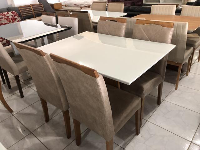 Mesa CACTOS quatro mesa nova completa - Foto 3