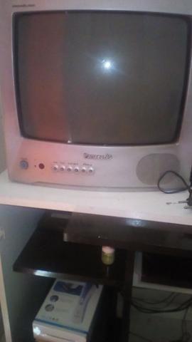 Tv Panasonic 14 de tubo 300,00