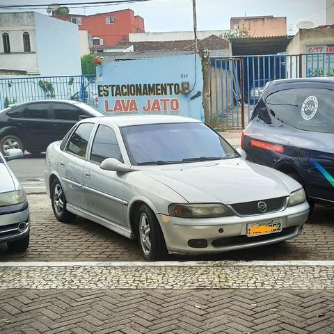Vectra CD Top de Linha, Manual e Chave reserva! - Foto 8