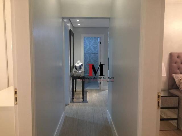 Alugamos apartamento mobiliado com 3 quartos proximo ao MP - Foto 12
