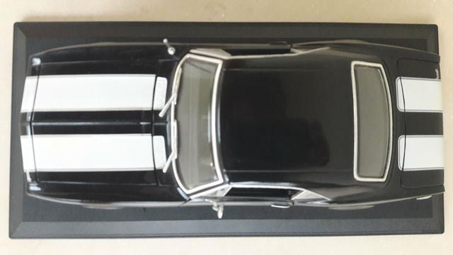 Maisto - Chevrolet Camaro 1967 - Escala 1:18 - Metal Collection Colecionadores - Foto 2