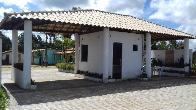 Sapeaçu Ville, Loteamento escriturado, 350 m², frente Rodoviária Sapeaçu, infraestrutura - Foto 2