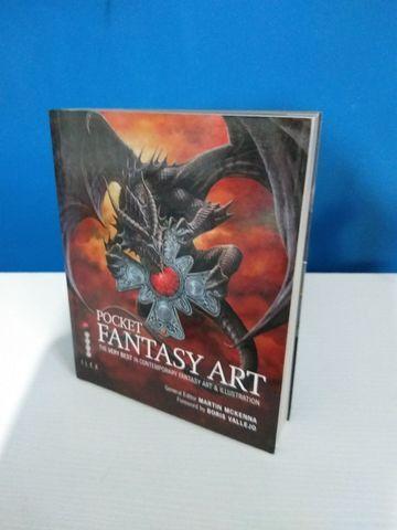 Livro Pocket Fantasy Art - Foto 4