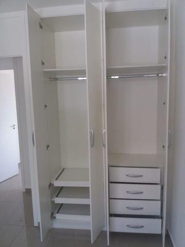 Vargem Pequena, alugo apartamento 3 quartos térreo Condomínio Reserva da Praia - Foto 11