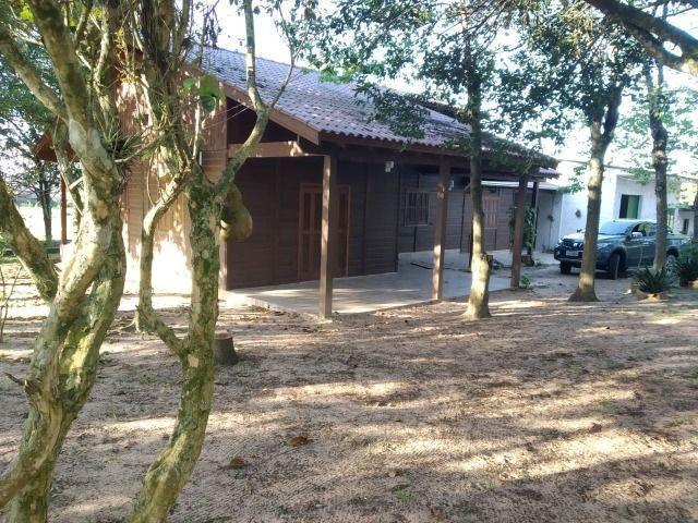 Velleda oferece sítio 3 hectares, 3 dormitórios, horta irrigada, 2 piscinas, açude - Foto 5