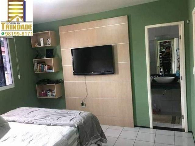 Linda casa Em Condomínio Na Cohama , 4 Suites ,Moveis Projetado