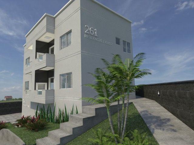 Lindo Apartamento, recém construído, zerado! - Foto 2