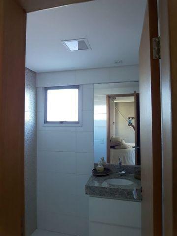 Apartamento 2qts 1suite 1vaga, alto padrao, lazer, prox shopping Buriti, ac financiamento - Foto 7
