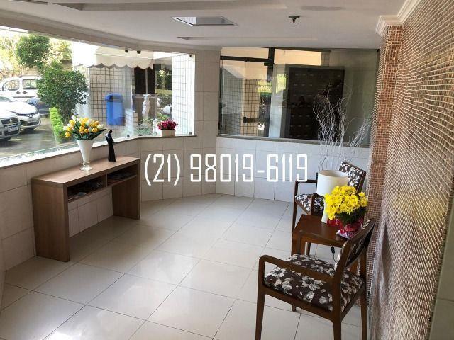 Oportunidade: Apartamento no Camorim, 3 quartos, vista livre, só 330mil, financia - Foto 13