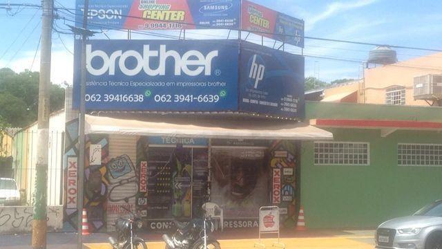 Conserto de impressora Brother.Brother.Em Goiânia - Foto 6