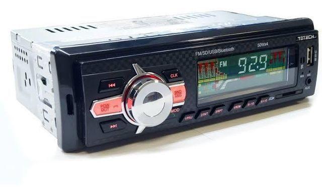 Rádio Automotivo MP3 Bluetooth