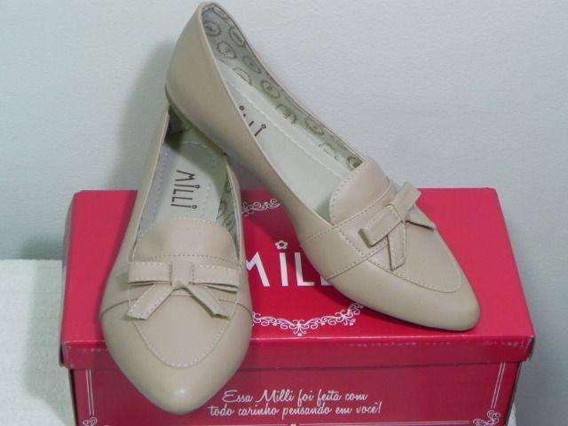 Sapatilhas - Calçados feminino - Foto 3