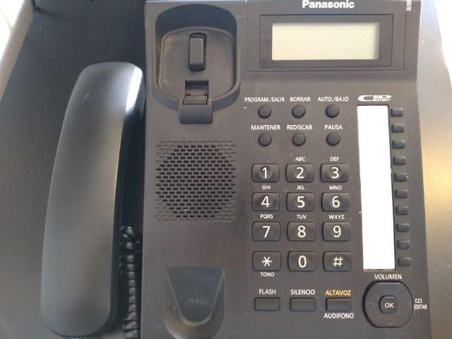 Telefone Panasonic novo - Foto 2