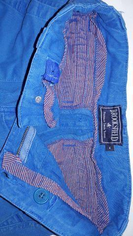 Bermuda Infantil Marca Brooksfield Tam 4 Azul - Ótimo Estado - Foto 5