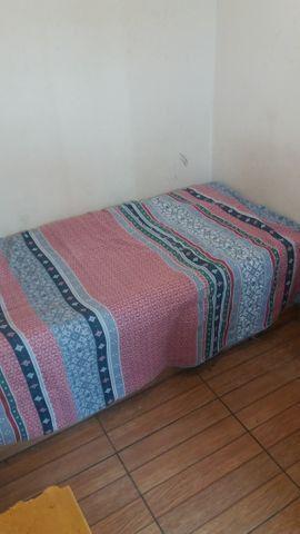 Apartamento de 1 quarto, mobiliado com despesas inclusas e a 8 mim do Metrô