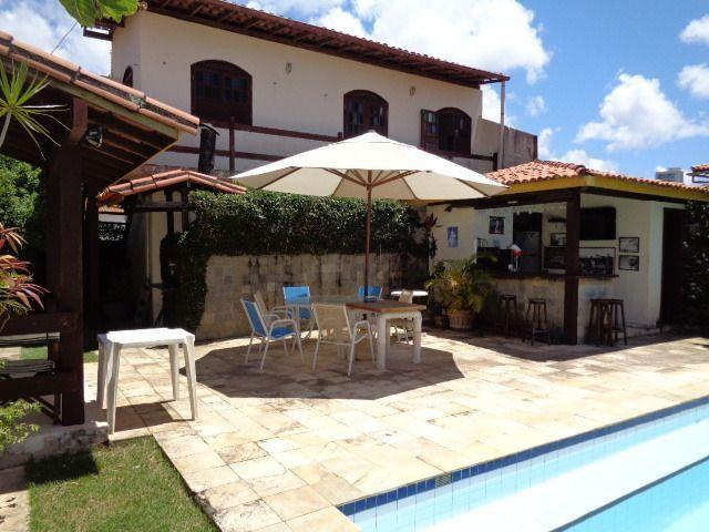 Casa De 640 m² 6/4 Com 2 Suites,2 Salas,5 Banheiros,Piscina No Cond.Vale Do Jaguaribe - Foto 20