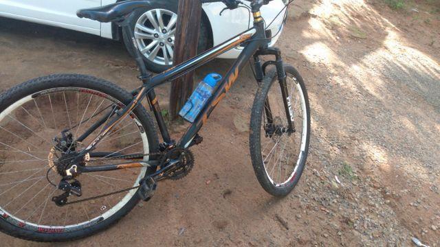 Vendo uma ótima bicicleta - Foto 3