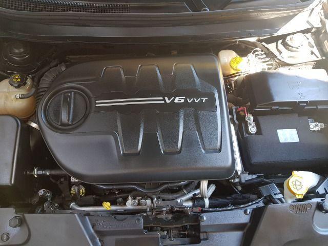 Jeep Cherokee 3.2 V6 4x4 271cv maravilhoso 2014 - troco menor valor - Foto 16