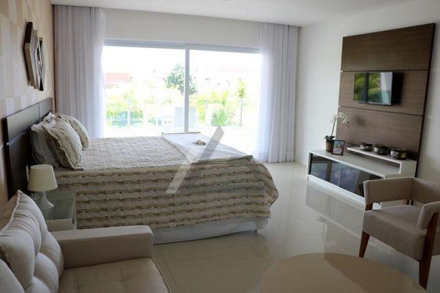 Casa de luxo mobiliada 6 quartos em Guarajuba/Camaçari-BA - Foto 14