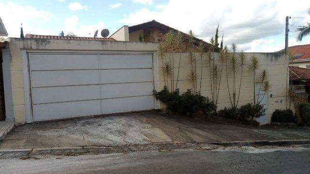 Vendo casa de alto padrão em Serra Negra, 4 qt, 4 vg, 7 hc, 300 mt. Piscina, São Paulo - Foto 12