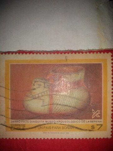 Selos para colecionadores - Foto 2