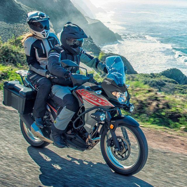 Kawasaki Versys-X 300 TR (2021) - Foto 4