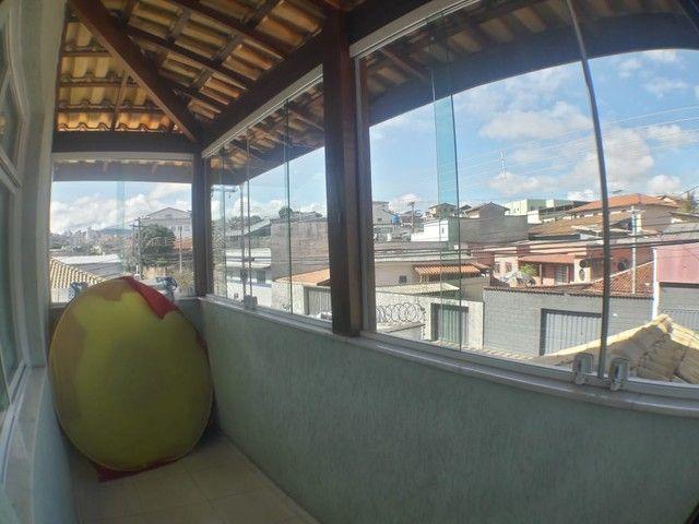 Casa nova com 3 quartos no Bairro Renascença com 4 vagas de garagem e espaço gourmet - Foto 20