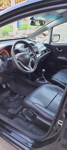 Honda Fit LX 1.4 flex impecável,  todo revisado  - Foto 11