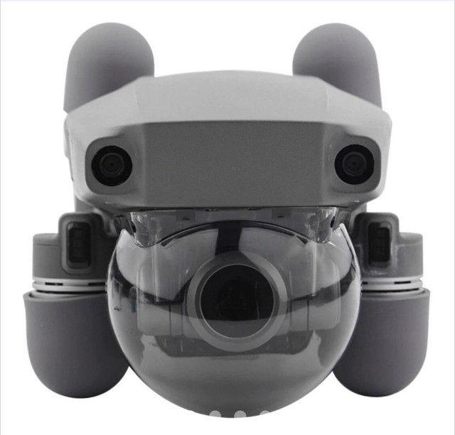 Protetor Gimbal Mavic 2 Pro Zoom - Foto 4