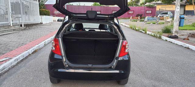 Honda Fit LX 1.4 flex impecável,  todo revisado  - Foto 15