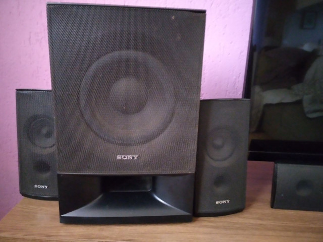 Home theater Sony Blue ray - Foto 3