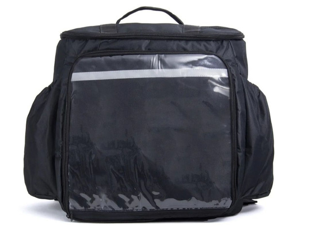 Mochila/bag Impermeável Térmica Entrega Motoboy Delivery - Foto 2