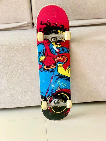 Skate em ótimo estado - Foto 2