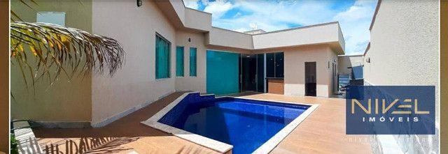 OPORTUNIDADE - Casa com 3 dormitórios à venda, 290 m² - Condomínio do Lago - Goiânia/GO - Foto 4