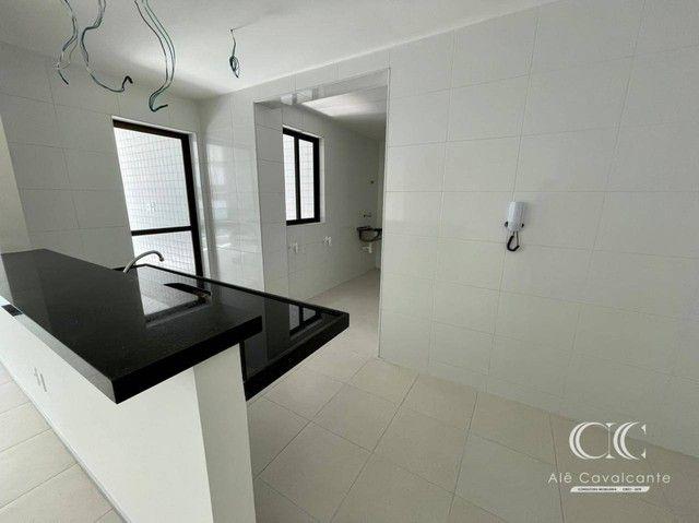 Apartamento com 3 dormitórios à venda, 114 m² por R$ 950.000,00 - Guaxuma - Maceió/AL - Foto 7