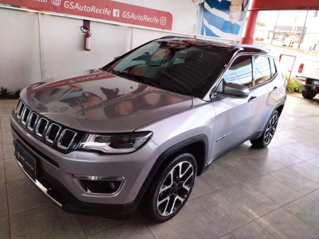 Jeep Compass Limited Flex 2.0 2021 - Foto 3