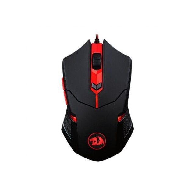 Kit Gamer Redragon Teclado Vajra E Mouse   M601 S101-pt - Foto 2