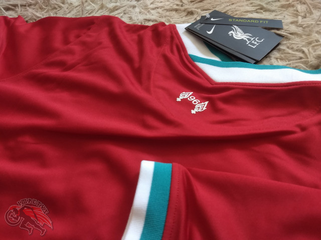 Camisa Liverpool 1 2020/2021 - Foto 5